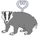 Clockwork Badger